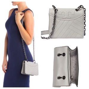 Auth Tory Burch mini Alexa crossbody bag purse